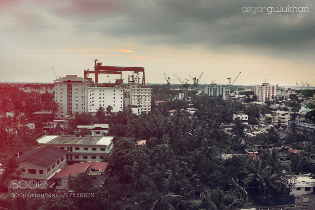 Photograph Ernakulam City by Asgar Gullukhan on 500px
