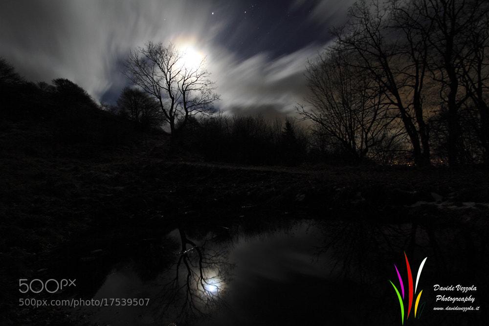 Photograph la luna by www.davidevezzola.it Davide Vezzola  on 500px