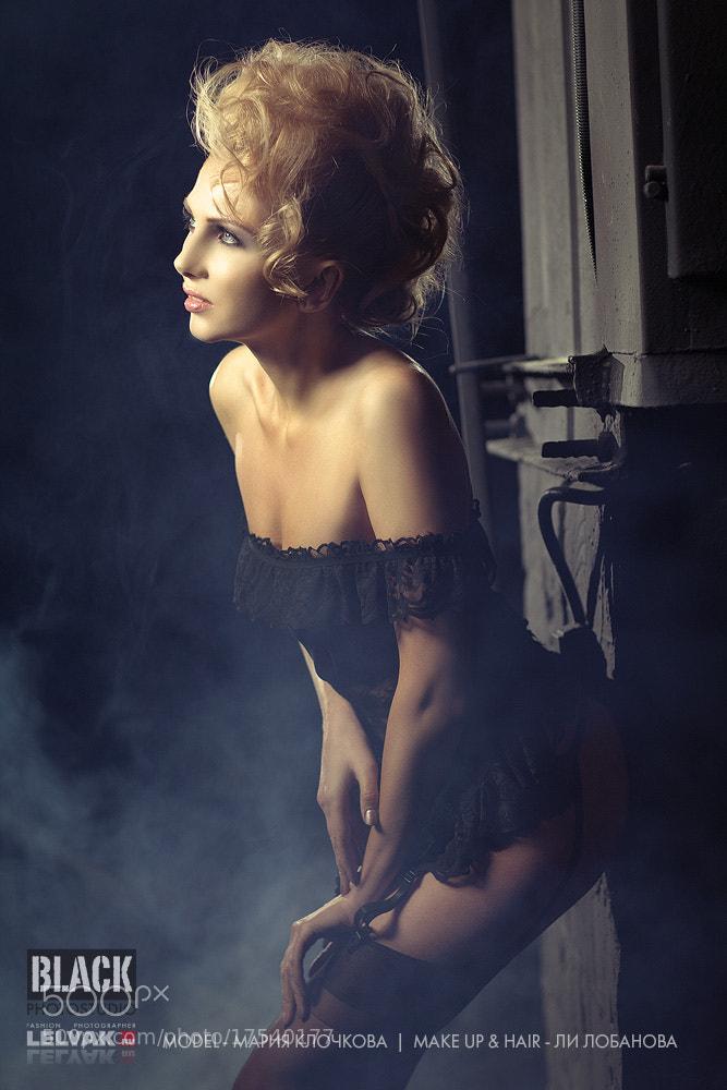 Photograph Blonde by Konstantin Lelyak on 500px