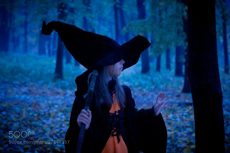Photograph Witch by Natalia Tikhonova on 500px