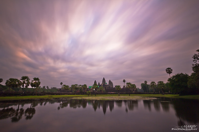 Photograph Wonderful Angkor Wat! by Mardy Suong Photography on 500px