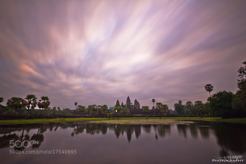 Photograph Wonderful Angkor Wat! by Mardy Photography on 500px