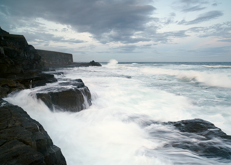 Photograph Kallow Point, Port St Mary, Isle of Man by Russell Turner on 500px
