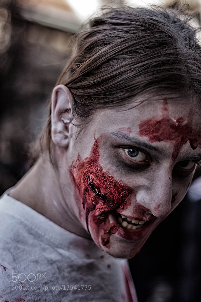 Photograph Zombie walk 2012 by Alex Faccini on 500px