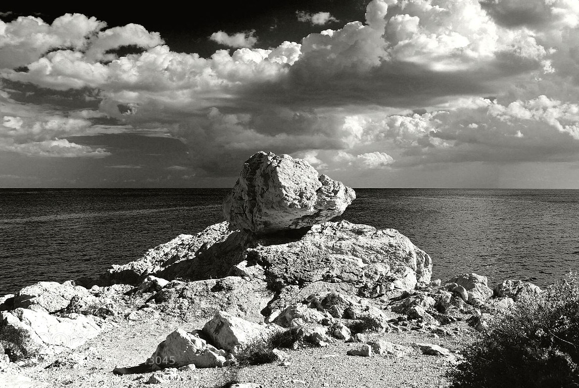 Photograph The Rock                 by Kirsten F. on 500px