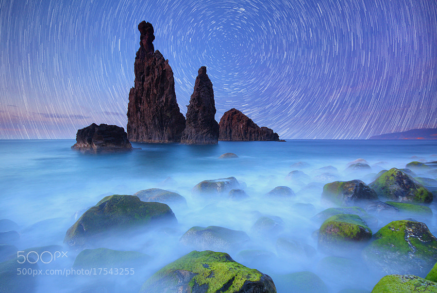 Photograph  Slippery rocks II by Renato Lourenço on 500px