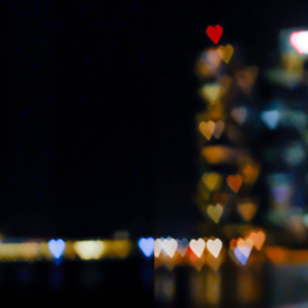 The City made with, Fujifilm X-T1, XF56mmF1.2 R