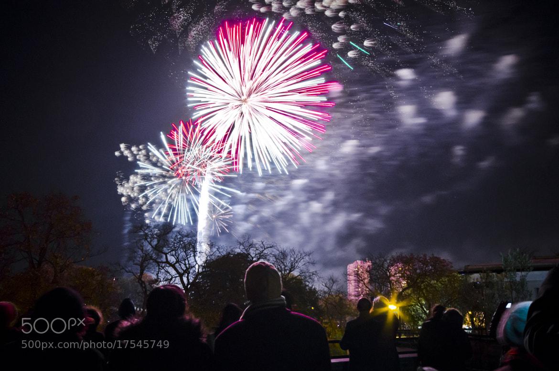 Photograph London Fireworks by Luke Millward on 500px