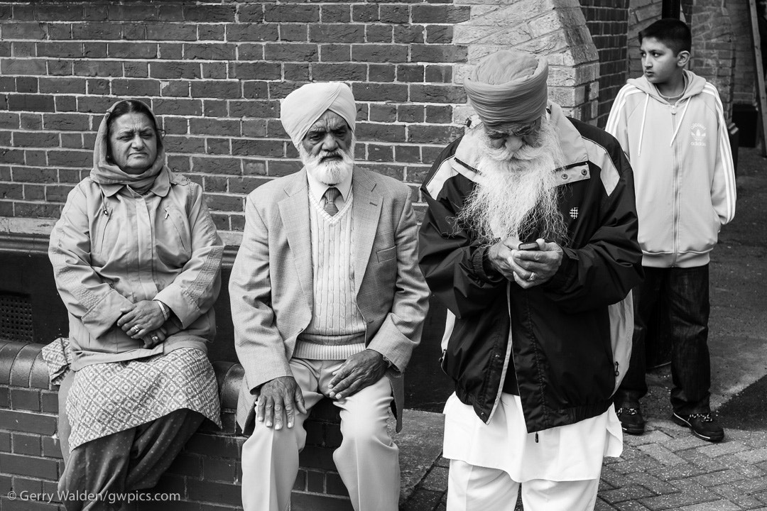 Photograph People at the Vaisakhi parade by Gerry Walden on 500px