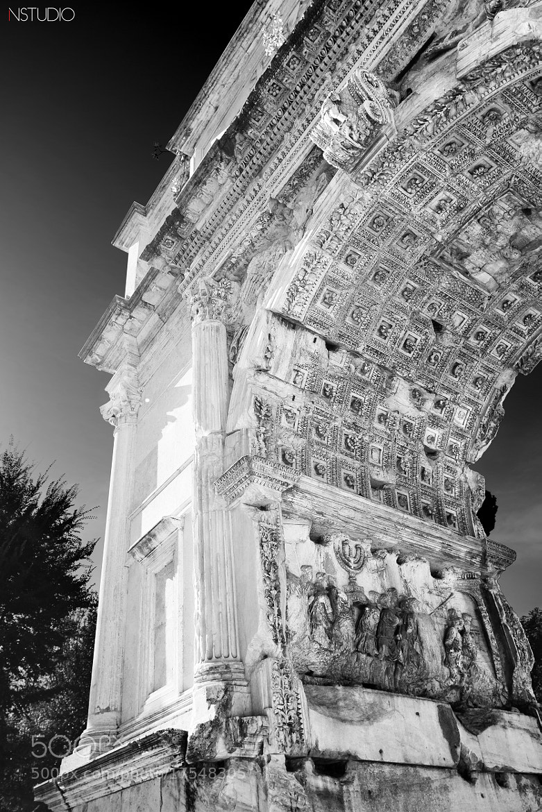 Photograph Rome - Arch Of Titus I by NSTUDIO PHOTO on 500px