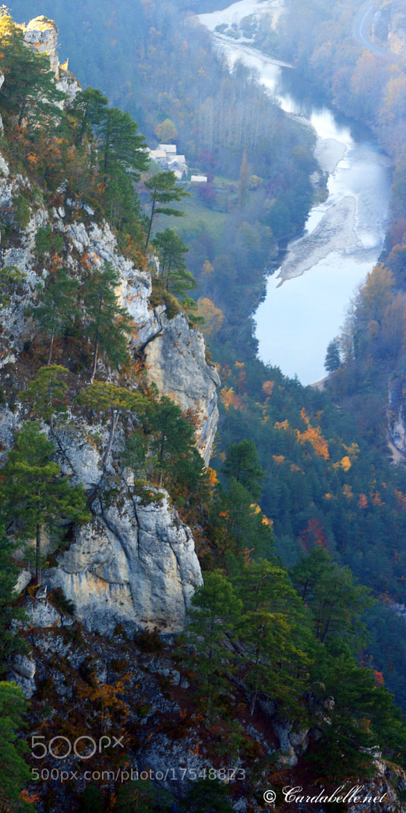 Photograph Gorges du Tarn by Jérôme Bussière on 500px