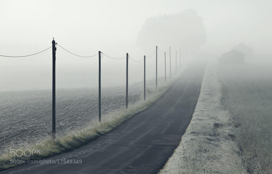 Photograph Leading Line by Kilian Schönberger on 500px