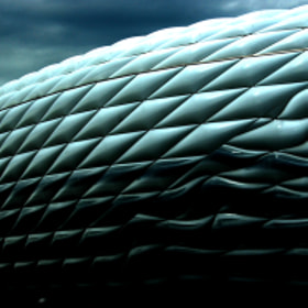 Allianz Arena irreal by Sir Trauti (sir-trauti)) on 500px.com