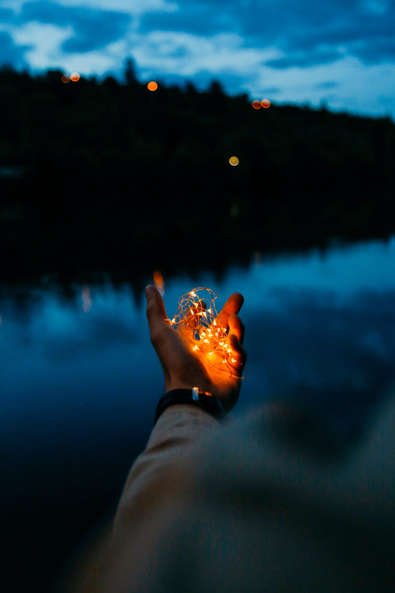 Light A Flame In Me. By Nick Verbelchuk
