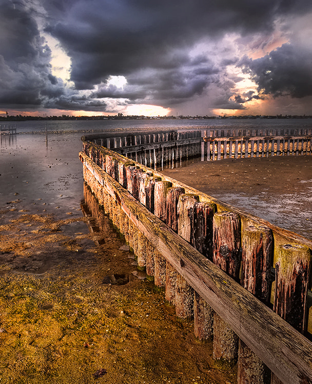 Photograph seashore by Patrick Strik on 500px