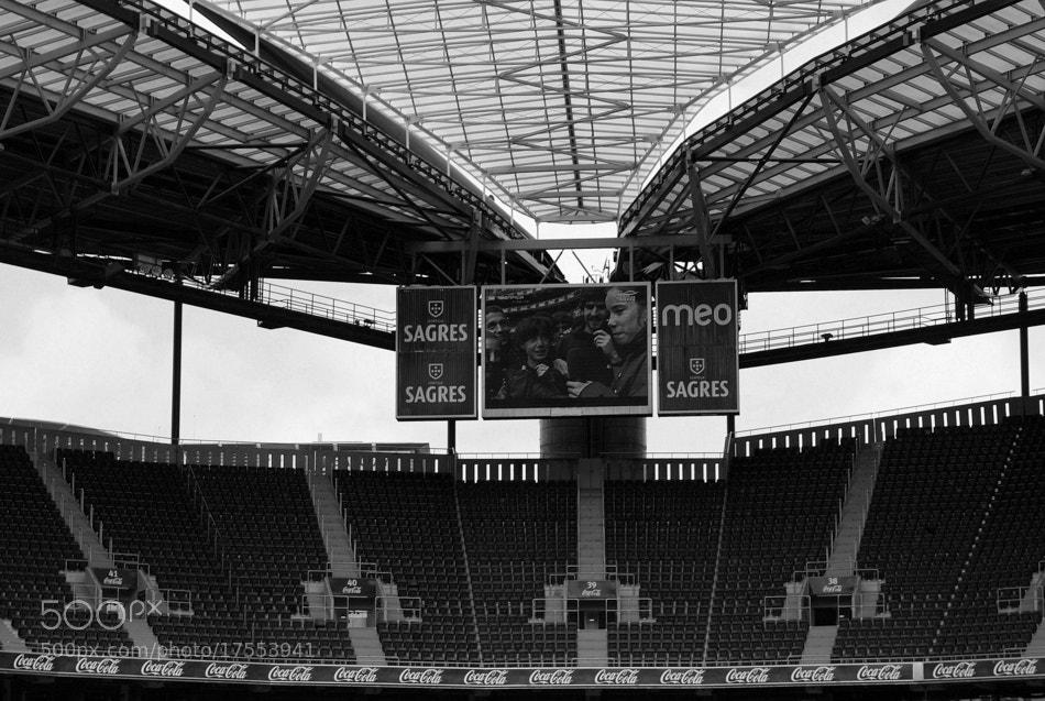 Photograph Sector de Estádio by José Costa on 500px