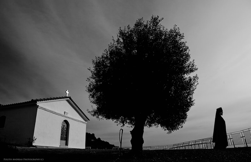 Photograph The Priest by Andreas Politis on 500px