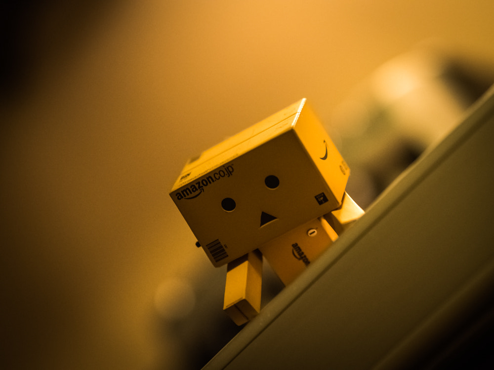 Photograph hey danbo by mehmetgz  on 500px