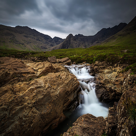 Fairy Pools IV, Canon EOS 6D, Canon EF 16-35mm f/4L IS USM