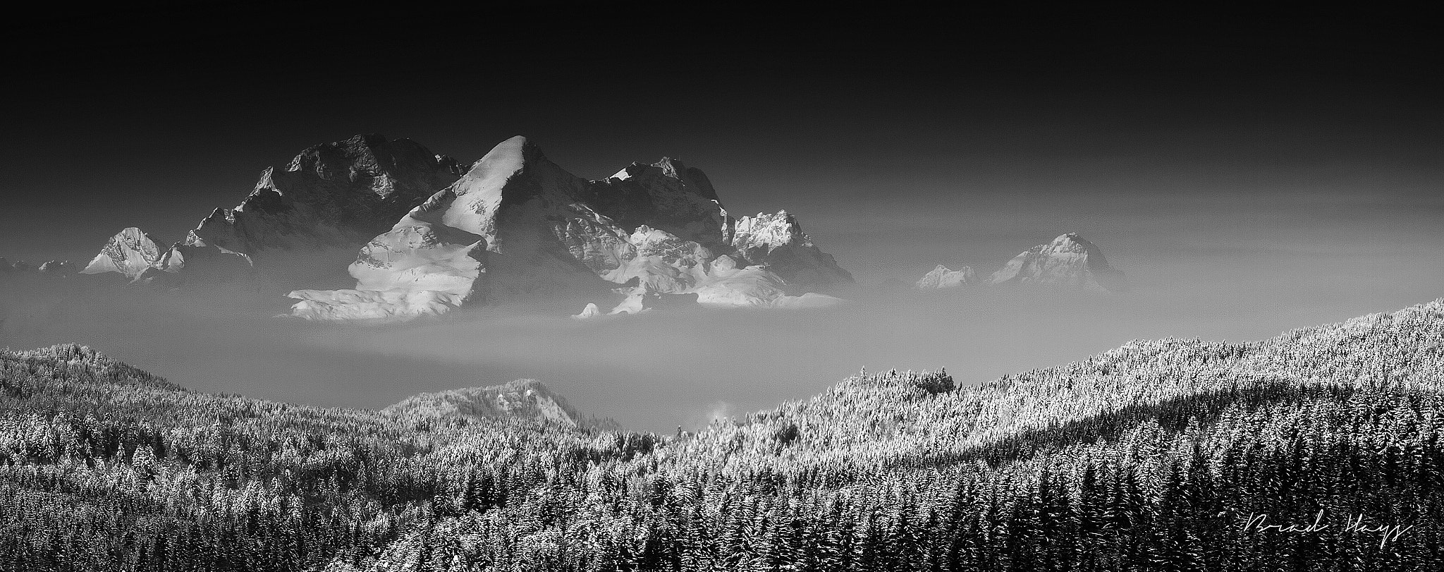 Photograph Alps Overlook by Brad Hays on 500px