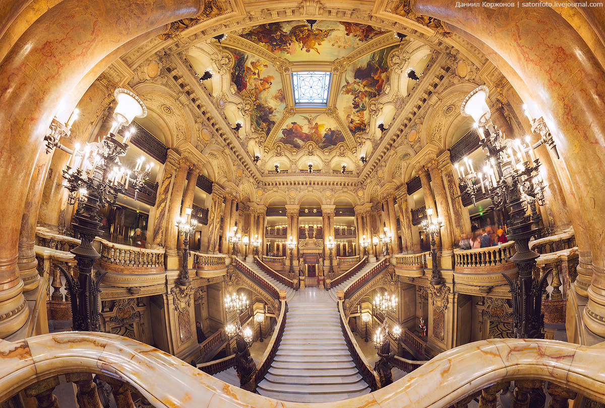 Photograph Grand Opera by Daniel Kordan on 500px