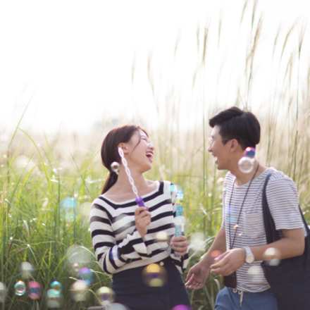 Smile with you, Canon EOS 6D, Canon EF 85mm f/1.2L II