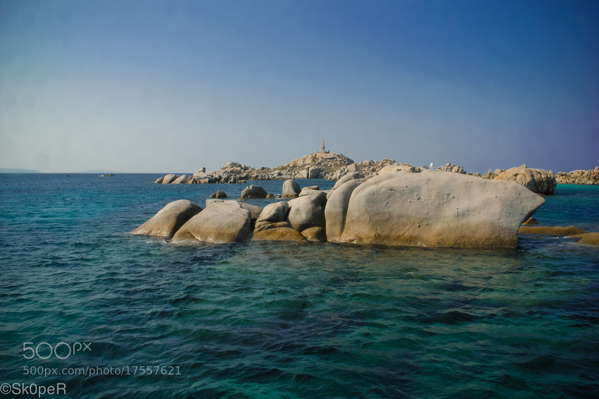 Photograph Rock island ( lavezzi island ) by Fabrice Jacquin on 500px