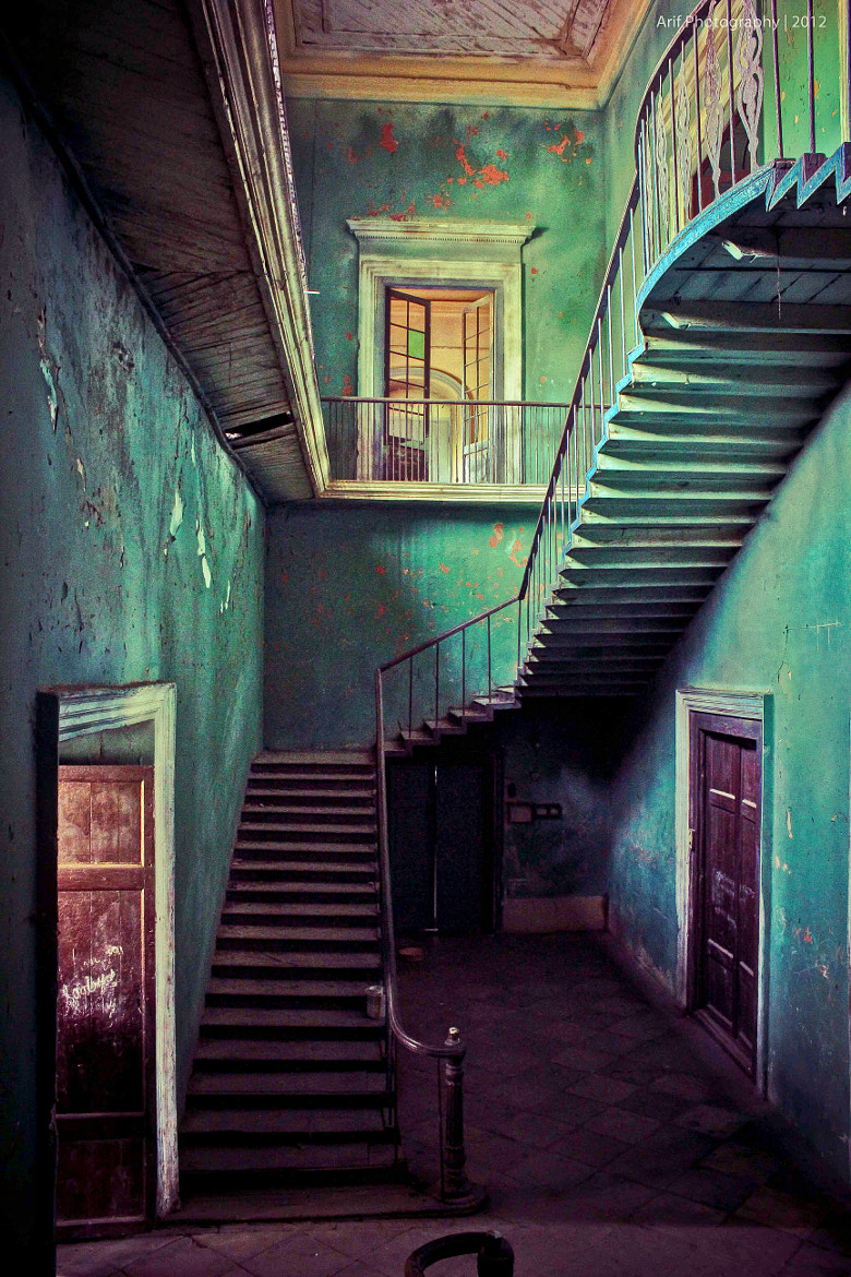 Photograph Stairway by Arif Mohammad on 500px