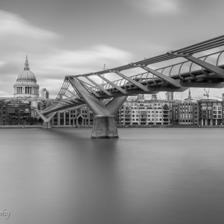 St Pauls and the, Nikon D750, Tamron SP 35mm f/1.8 VC