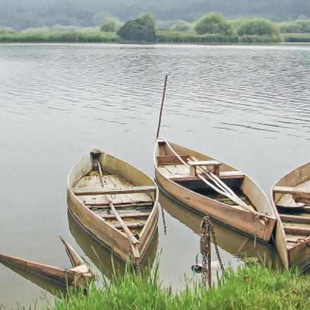 Boats of Pateira, Sony DSC-H2