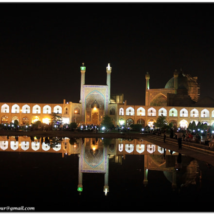 Naghsh-e jahan sq. Isfahan, Canon EOS REBEL T2I, Canon EF-S 18-55mm f/3.5-5.6 IS