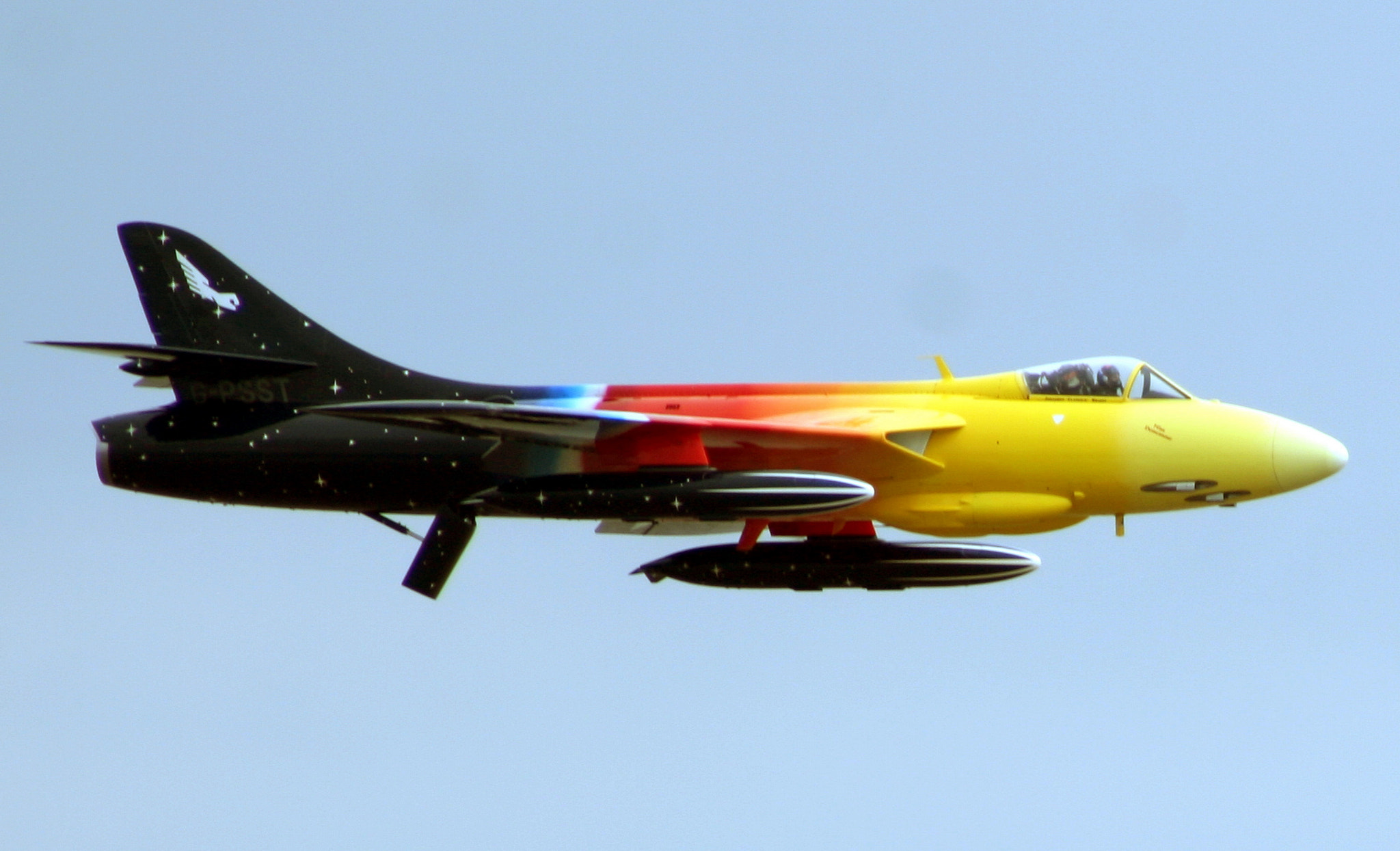 Photograph Hawker hunter by Al Crossman on 500px