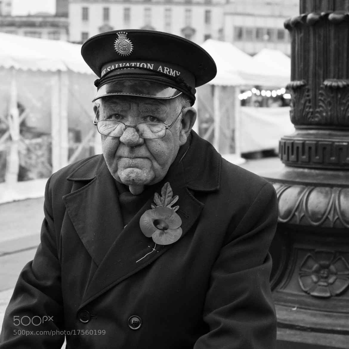 Photograph Salvationist... by alfie wright on 500px