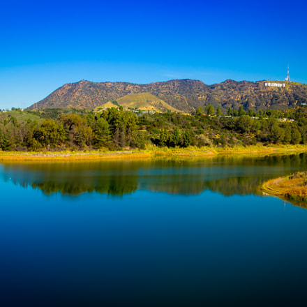 Hollywood Lake, Los Angeles, Canon EOS 6D, Canon EF 24-105mm f/4L IS