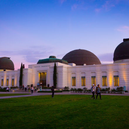 Griffith Observatory, Los Angeles, Canon EOS 6D, Canon EF 24-105mm f/4L IS