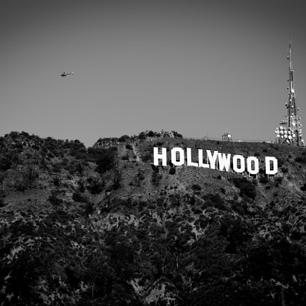 Hollywood Sign, Los Angeles, Canon EOS 6D, Canon EF 24-105mm f/4L IS