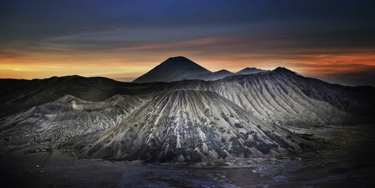 Photograph Mount Bromo In Sunrise by Pimpin Nagawan on 500px