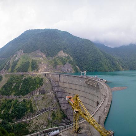 The Enguri Dam