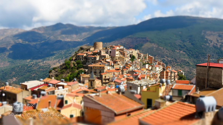 Photograph Castel di Lucio Effetto Miniatura by Andrea Merenda on 500px