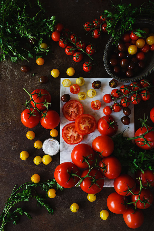 Tomatoes by Raquel Carmona Romero on 500px.com