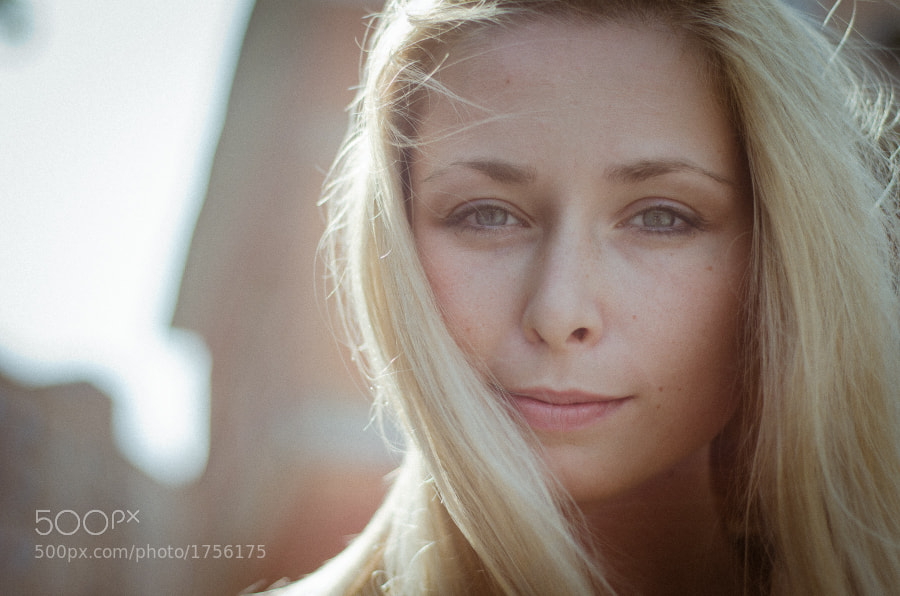 Anastasia by Marvin Yorke (marvin_yorke) on 500px.com