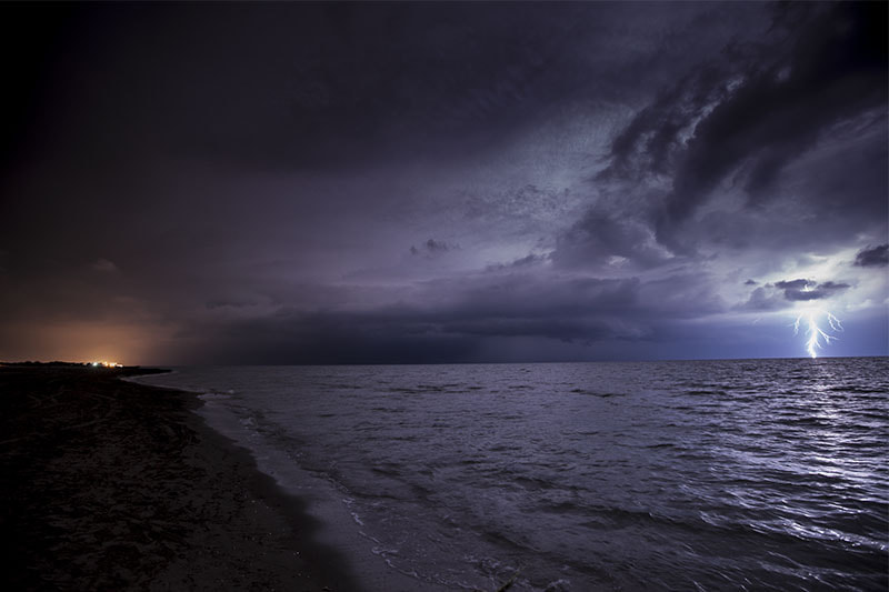 Photograph Storm is coming by Nima Tadjeddin on 500px