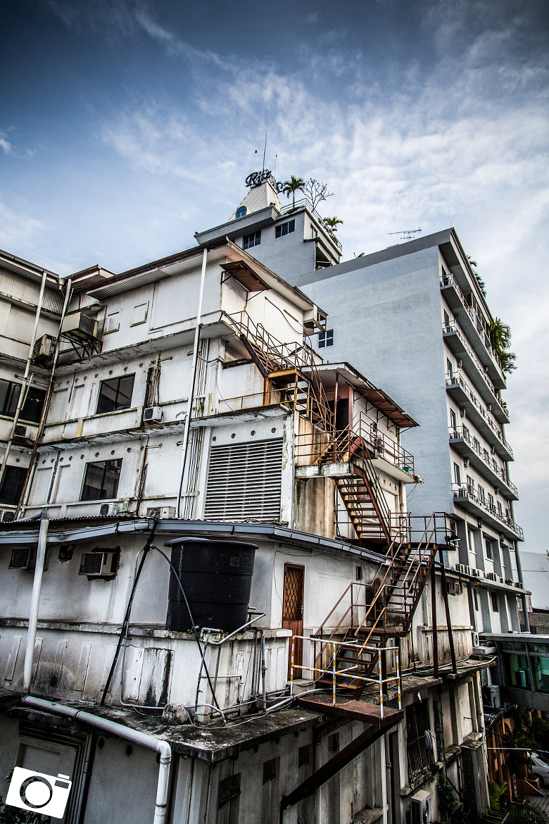 Photograph Ipoh Back Street by Alex Lim on 500px