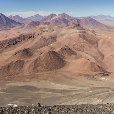 Top of Lascar volcano, Canon EOS 600D, Canon EF-S 18-55mm f/3.5-5.6 IS II