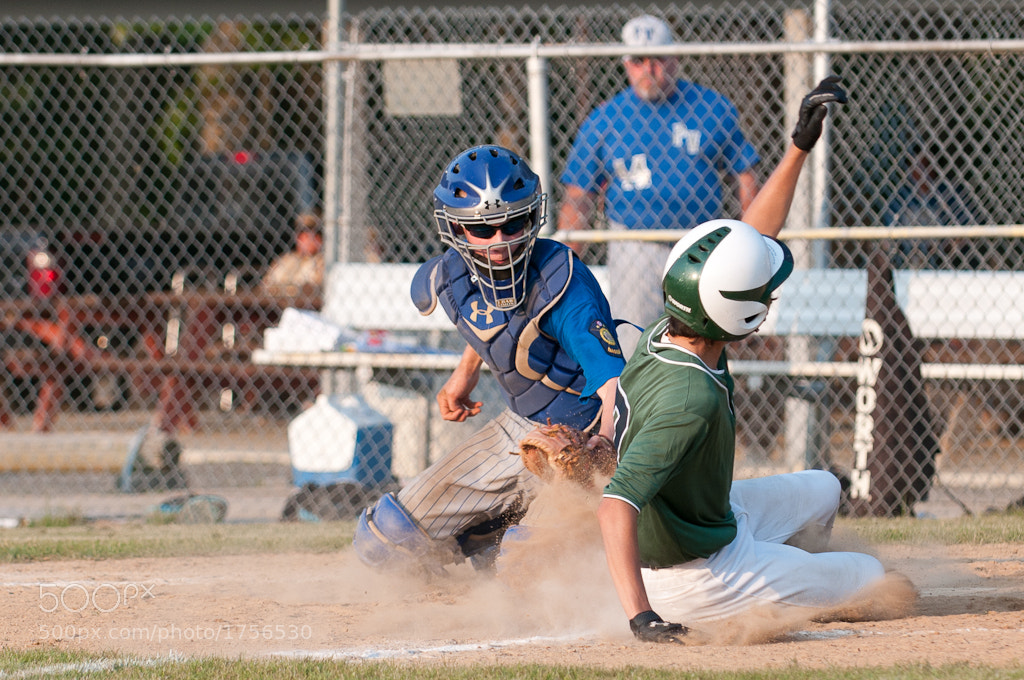 Photograph Play at the Plate by Bob Shank on 500px