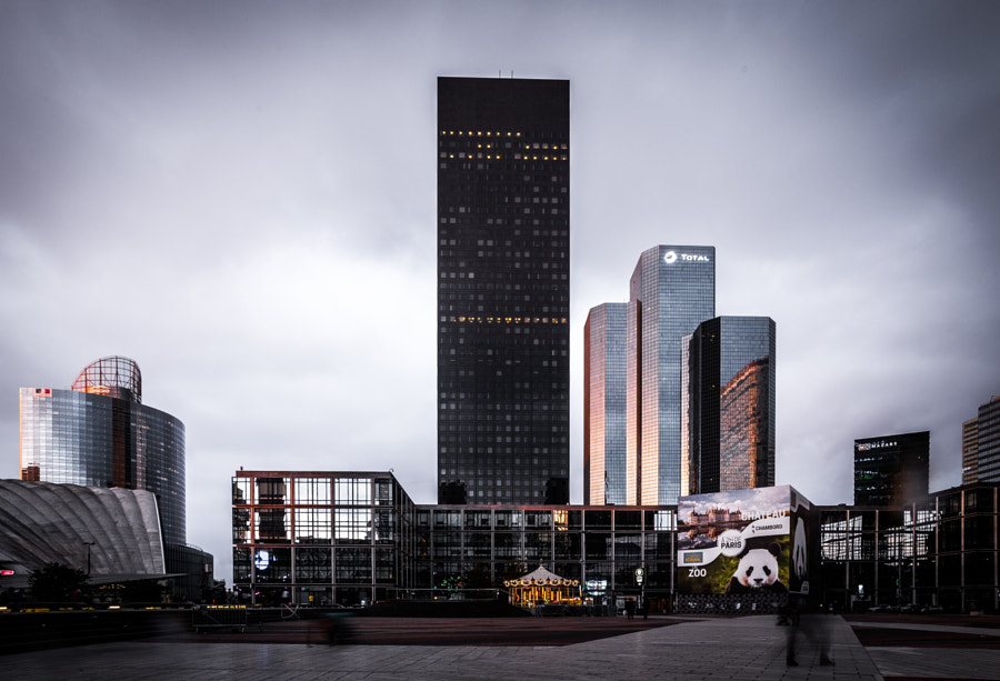 Paris, La Défense