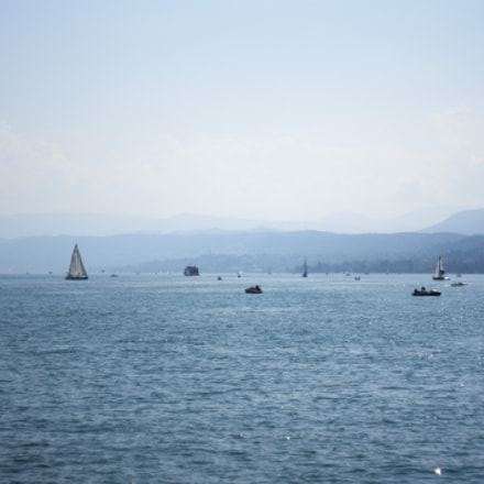 Zürichsee, Canon EOS 450D, Canon EF 35-80mm f/4-5.6
