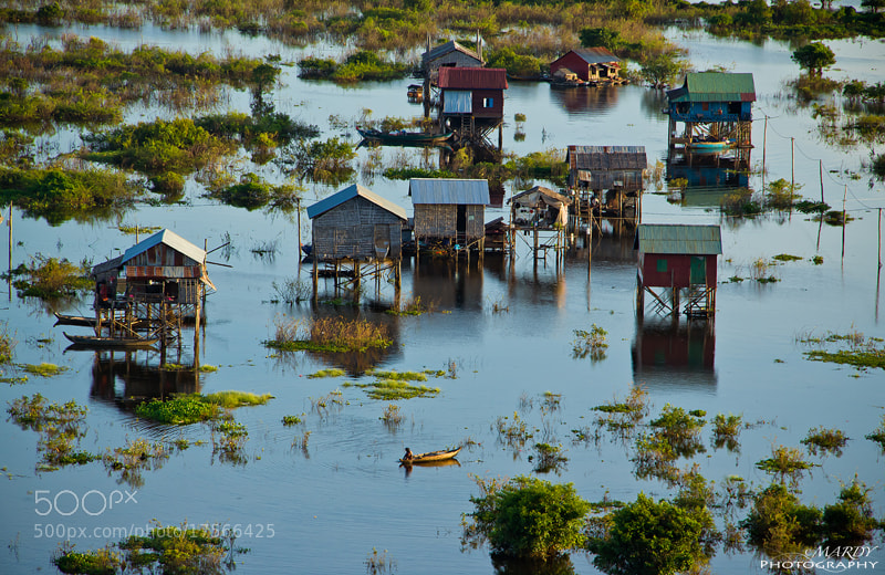 Photograph The Flooding Village! by Mardy Photography on 500px