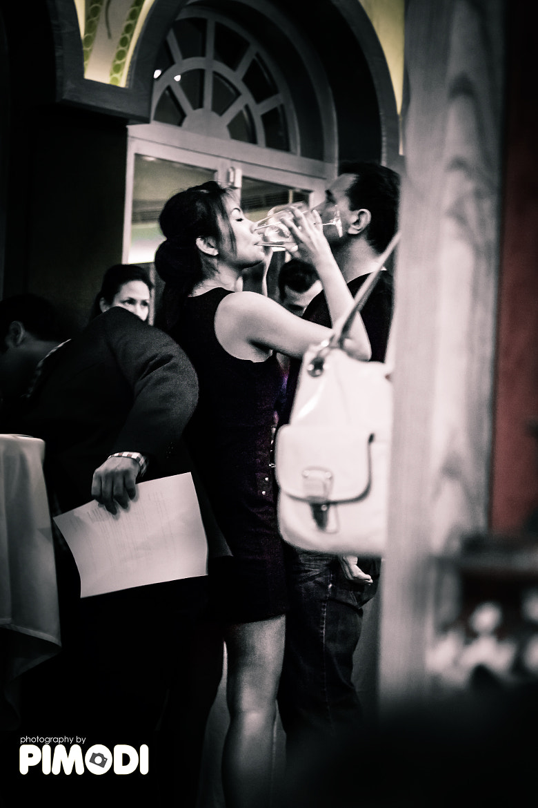 Photograph Drink Wine Couple by Alex Lim on 500px