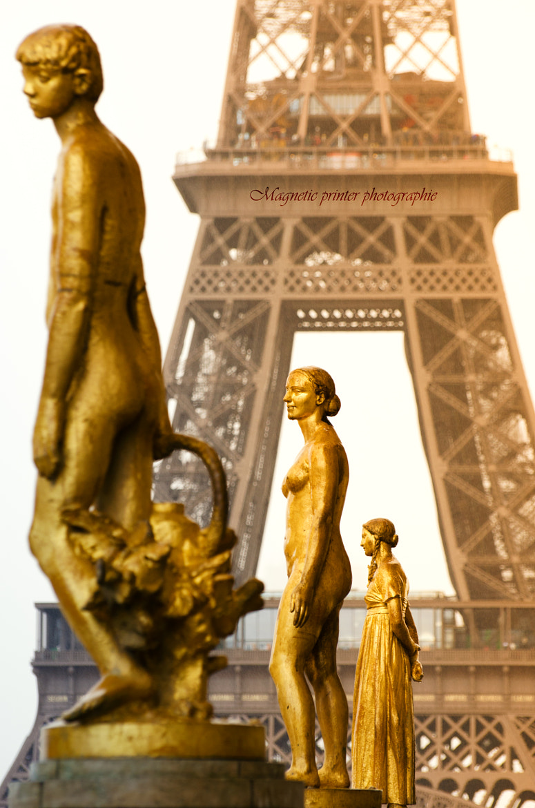 Photograph Trocadéro by Anthony.D Photography on 500px